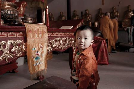 孩子可以带去寺庙吗?
