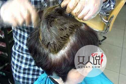 天然染发方法 不伤害发质的方法推荐给你